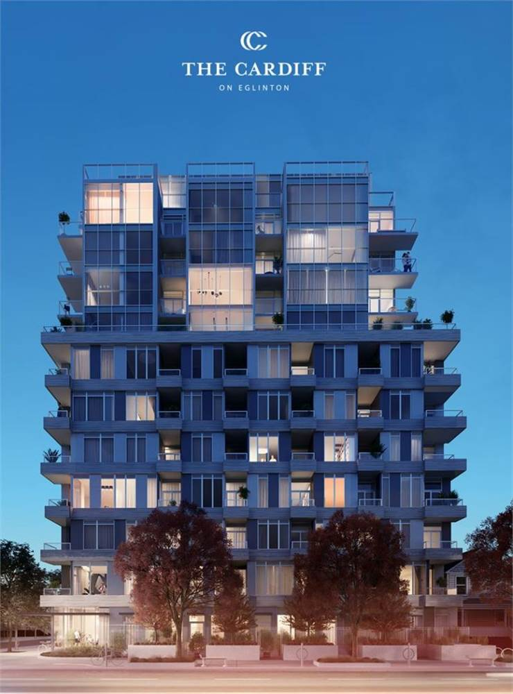 The Cardiff Condos on Eglinton photo 1